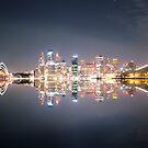 Sydney CBD by kvlionphotos