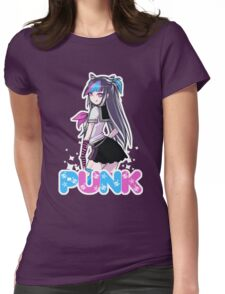 Dangan Ronpa! Punk Ibuki! Womens Fitted T-Shirt