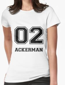 Ackerman Womens Fitted T-Shirt