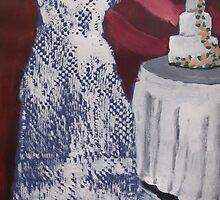 The Wedding Dress by roza50
