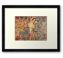 Florid Framed Print
