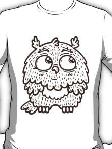 Baby owl. T-Shirt