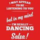 Dancing Salsa! by destinysagent