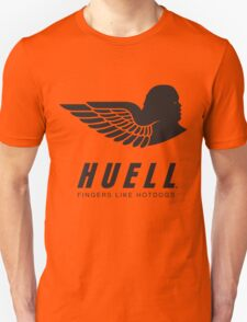 Huell: Fingers Like Hotdogs T-Shirt