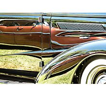 Chevrolet Reflections Photographic Print