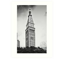 Metropolitan Life Tower Art Print