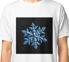Relief snowflake 2 Classic T-Shirt