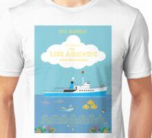 The Life Aquatic with Steve Zissou Poster Unisex T-Shirt
