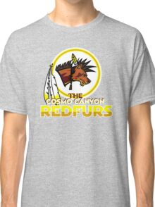 The Cosmo Canyon Redfurs - Redskins  Classic T-Shirt