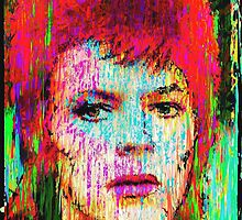 David Bowie by brett66