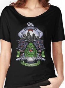 Who You Gonna Call? Women's Relaxed Fit T-Shirt