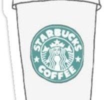 Starbucks Queen sticker Sticker