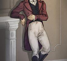 Regency Sherlock by threadear