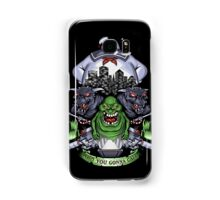 Who You Gonna Call? - Iphone Case #2 Samsung Galaxy Case/Skin