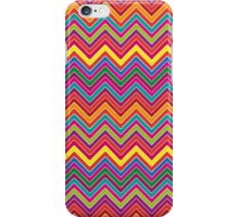 Colourful Chevron iPhone Case/Skin