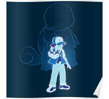 I Choose You - Blue! Poster