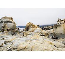 Tafoni Landscape Photographic Print