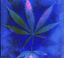 Hemp Lumen #2  Marijuana, Cannabis by FineArtHemp