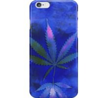 Hemp Lumen #2  Marijuana, Cannabis iPhone Case/Skin