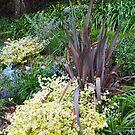 Green Garden by donnagrayson