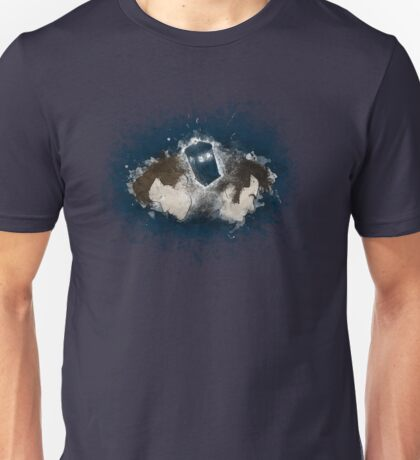 Doctor Who - 50th Design Unisex T-Shirt