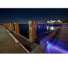 www.LyndenSmith.com - Geelong Waterfront Photographic Print