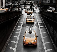 Taxi 8K33 by JodieT