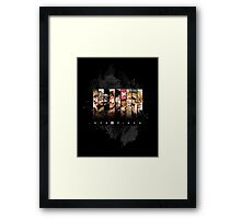 Memories of One Piece Framed Print