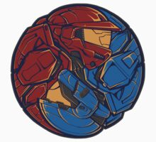 The Tao of RvB - Sticker by TrulyEpic