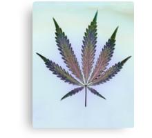 Hemp Lumen #7   Marijuana, Cannabis Canvas Print