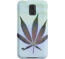 Hemp Lumen #7   Marijuana, Cannabis Samsung Galaxy Case/Skin