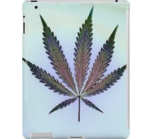 Hemp Lumen #7   Marijuana, Cannabis iPad Case/Skin