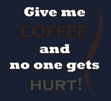 Funny Coffee Quote One Piece - Long Sleeve