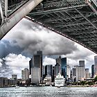 Harbour Bridge by riverboy