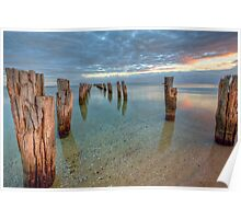 www.LyndenSmith.com.au - Clifton Springs Poster