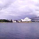 Sydney Harbor by Maureen Clark