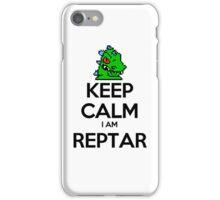Keep Calm I Am Reptar iPhone Case/Skin