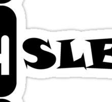 Eat Sleep Lift Sticker