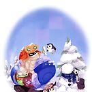 Happy Snowdown! by aninhat-t