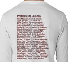 Pro Choice Long Sleeve T-Shirt