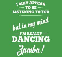 Dancing Zumba! One Piece - Short Sleeve