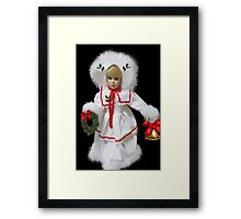 ☆ ★GETTING READY FOR CHRISTMAS IN THE VALLEY ☆ ★ Framed Print