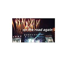On the Road Again Fireworks by vxcvii