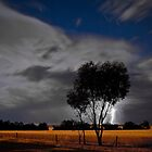 Western Australia country Lightening 2 by Stephen Humpleby