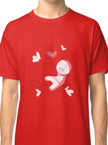 Cry Plays the Heart Classic T-Shirt