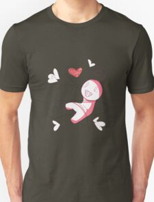 Cry Plays the Heart Unisex T-Shirt