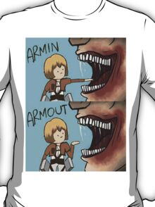 Attack on Titan shirt  T-Shirt