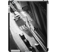 White Car iPad Case/Skin