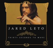 Jared Leto Up In The Air by EchelonBea