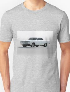 1965 Chevelle Malibu 'Pumped 283' Unisex T-Shirt